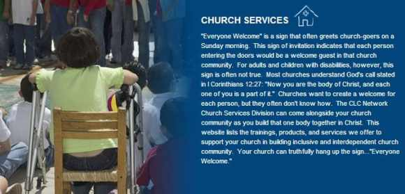 CLC Network Church Services