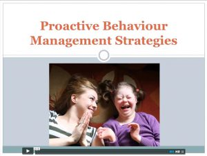 Behaviour Management Webinar