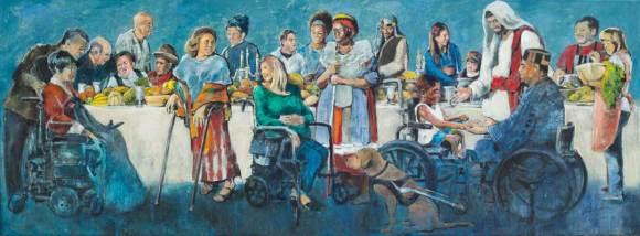 Luke 14 Banquet
