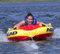 Chantal tubing