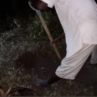 Man Buries Disabled Child Alive Under Direction Of Prophetess