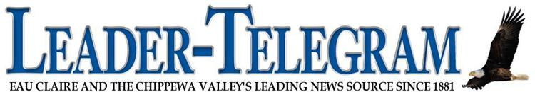 Leader-Telegram logo: Eau Claire and the Chippewa Valley's leading source of news since 1881