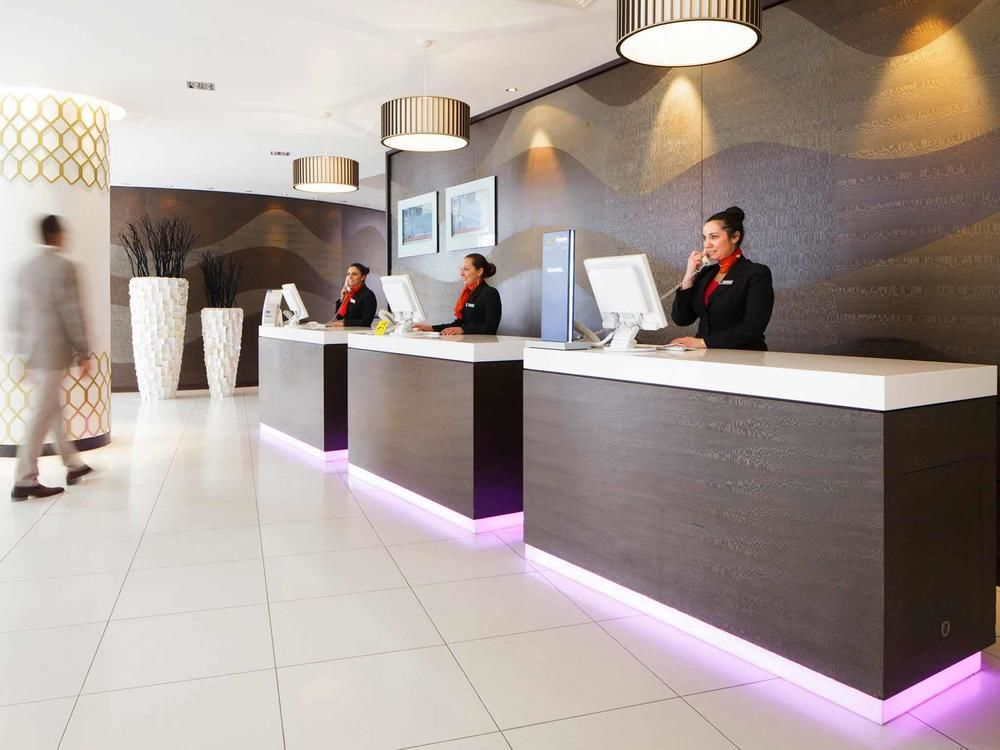 Accessible Hotels in London at the Hotel Novotel London