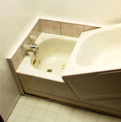 Bathtub Inserts Quick Fix for Disabled Bathrooms
