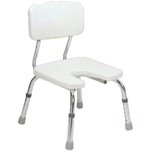 handicap shower chair leather pottery barn create a disabled the easy way