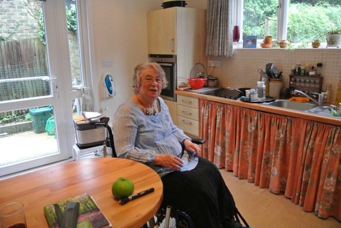 Disabled Design - Testimonials - Mrs R-12