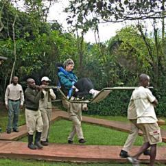 Chair Feet Protectors Blue Velvet Tufted Travel Uganda - Disabled Travelers Guide