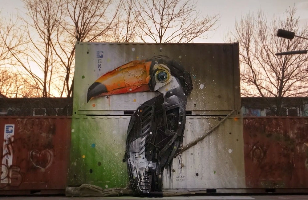 Bordalo-II-Big-Trash-Animal-Tucano