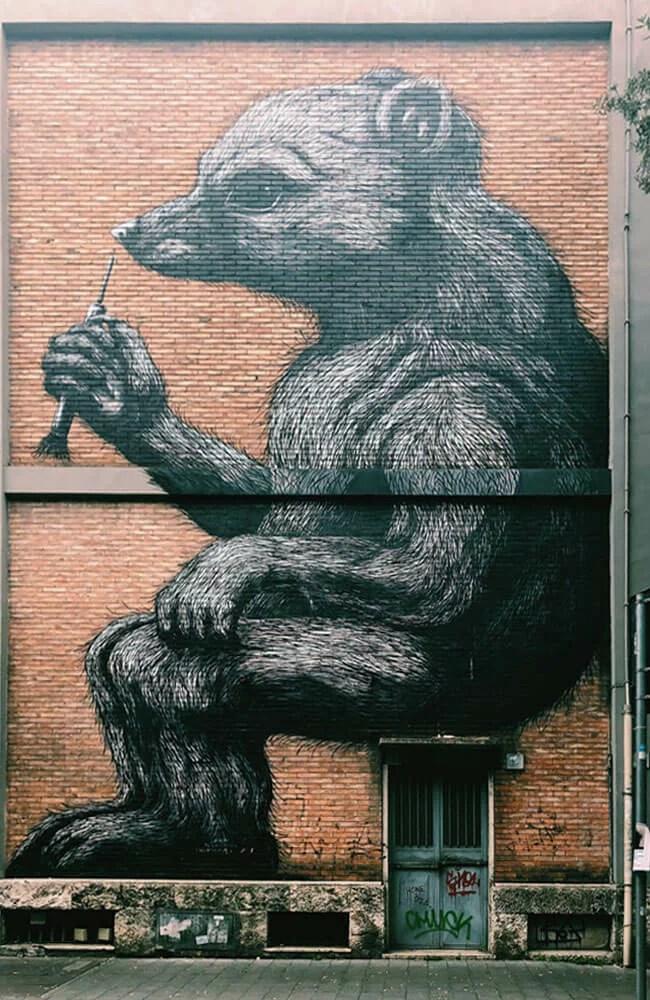 ROA-Roma-Orso