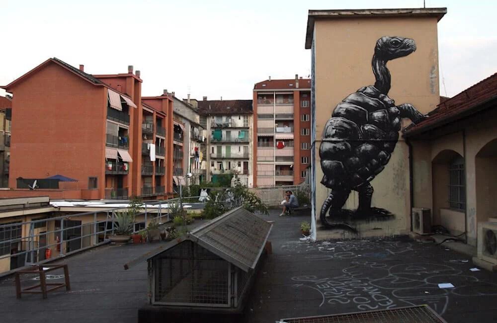 ROA-Torino-Tartaruga