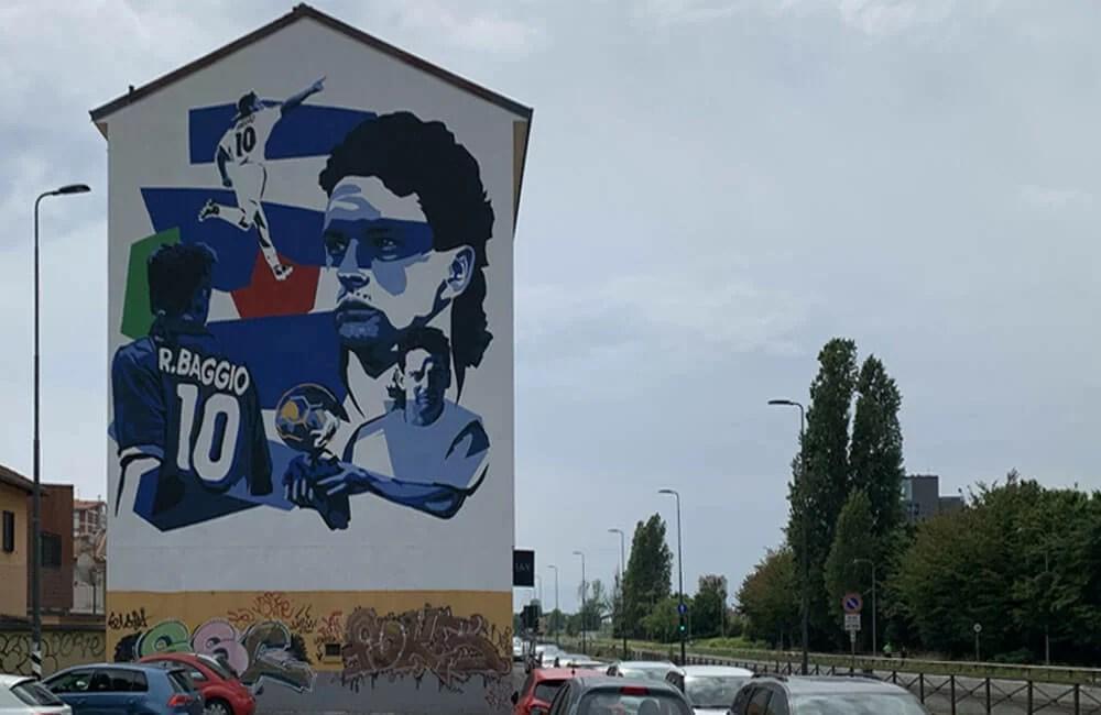Milano-Muro-Baggio