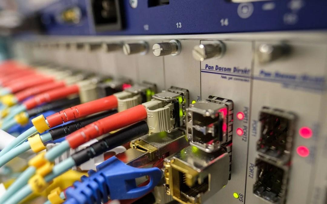 Lavori di realizzazione di infrastrutture costituite da impianti in fibra ottica – Regione Lazio