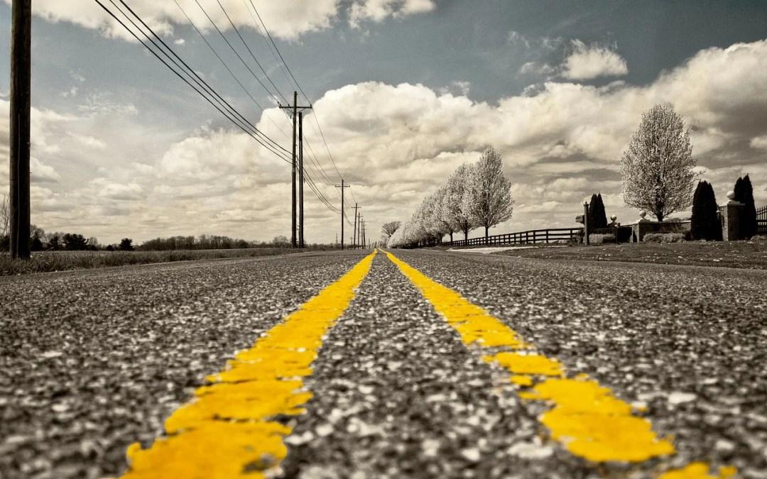 Interventi di ripristino della viabilita' e di allargamento della sede stradale al km 60 + 000.