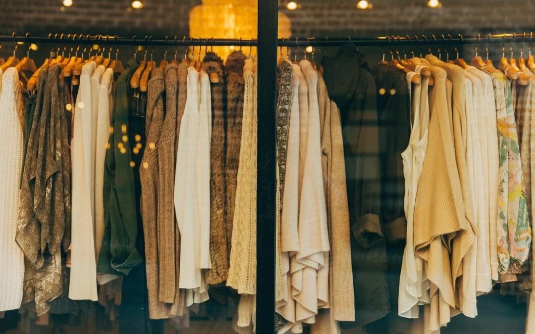 Recupero di indumenti usati