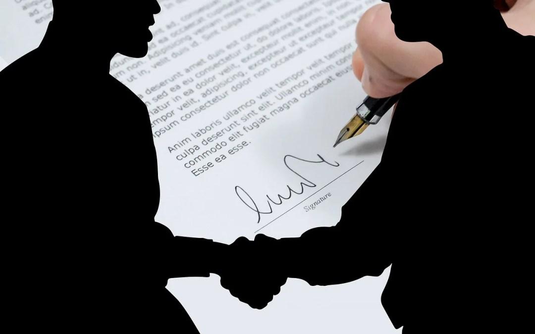 Contratto di avvalimento con firma di una sola parte