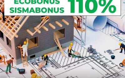 Ecobonus e Sismabonus 110%: le condizioni di accesso in caso di demolizione e ricostruzione