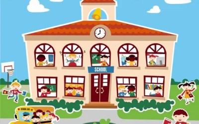 Lavori di Costruzione della Scuola Materna