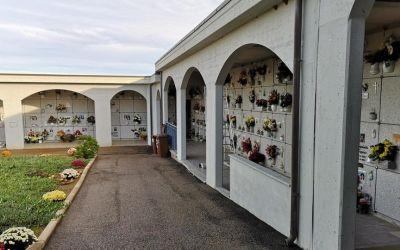 Lavori di realizzazione di 350 loculi e 96 nicchie – Sardegna