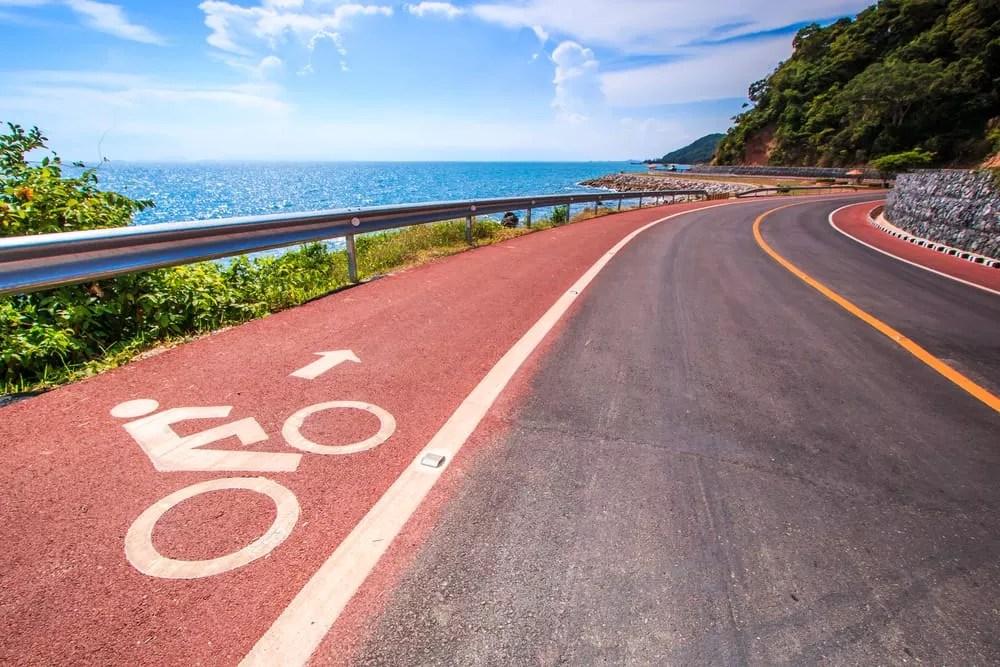 Realizzazione di una rete di percorsi ciclabili e ciclopedonali – Puglia