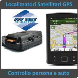 Localizzatori satellitari GPS