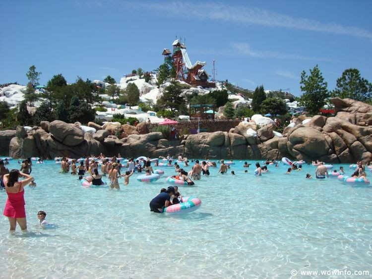 surf gear big daddy beach chair hinkle company disney s blizzard water park walt world it is very common for to close due capacity during the busy times of year i suggest you get there as opening time