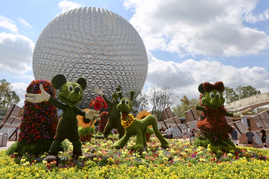 hotels with full kitchens in orlando florida farm sinks for kitchen 2018 epcot flower and garden festival,