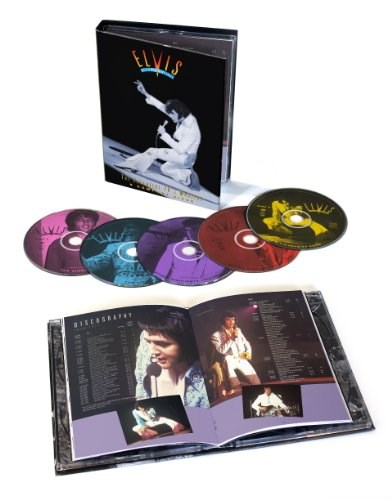 Elvis Presley Walk Mile My Shoes Box Set