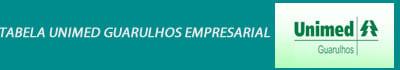 TABELA DE PREÇOS PME UNIMED GUARULHOS EMPRESAS