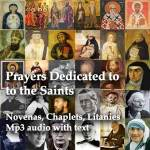 Catholic Devotional Prayers and Novenas - Mp3 Audio Downloads and Text 18