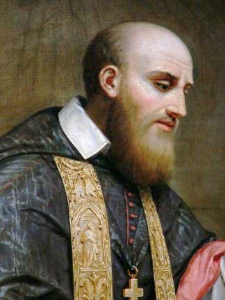 St. Francis de Sales Novena Day 1 audio podcast text