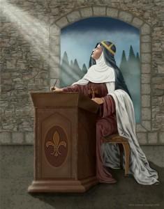 saint bridget