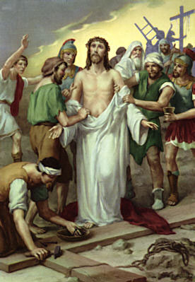 Stations of the Cross according to the method of St. Francis  text and mp3 audio download 11