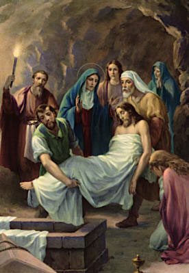 Stations of the Cross according to the method of St. Francis  text and mp3 audio download 15