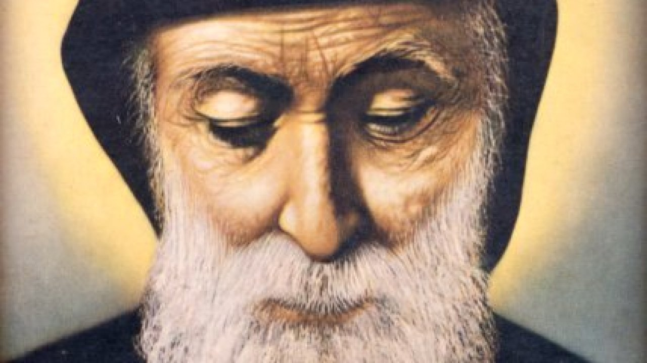 St  Charbel – Prayers, Chaplet and Devotions Text and Mp3