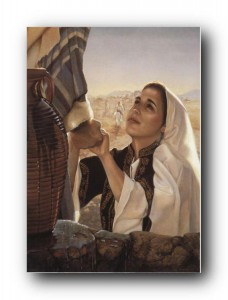 The Woman and the Well