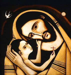 St  Joseph 30 Day Prayer, text and mp3 audio download