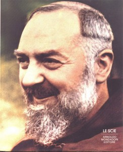 A Prayer for St  Padre Pio's Intercession - text and mp3