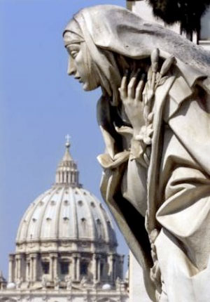 St.-Catherine-of-Siena-Rome