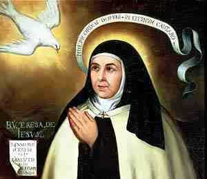 The Way of Perfection by St. Teresa of Avila - Audio Mp3 Audio 1