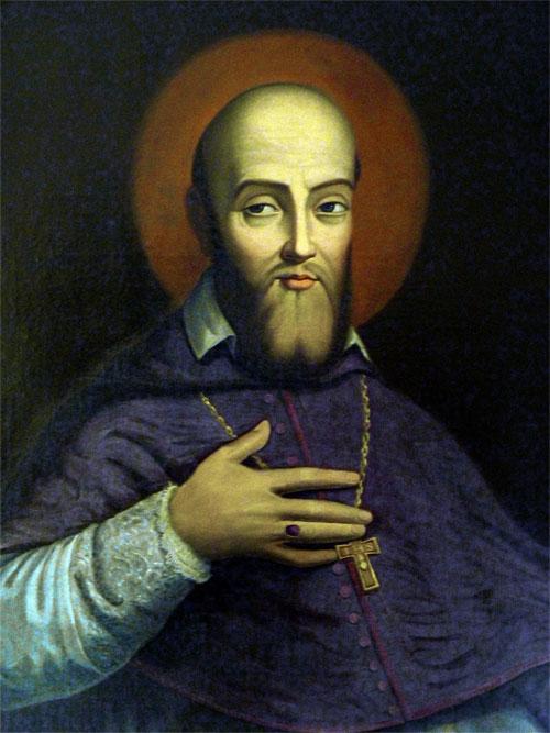 St. Francis de Sales Novena Day 3