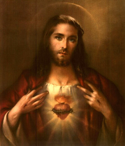 Sacred Heart of Jesus Novena - Text and Mp3 audio download