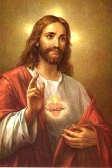 Sacred Heart of Jesus Novena - Text and Mp3 audio download 3