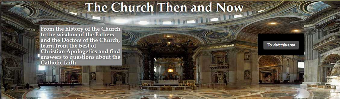 Church Then/Now – Discerning Hearts