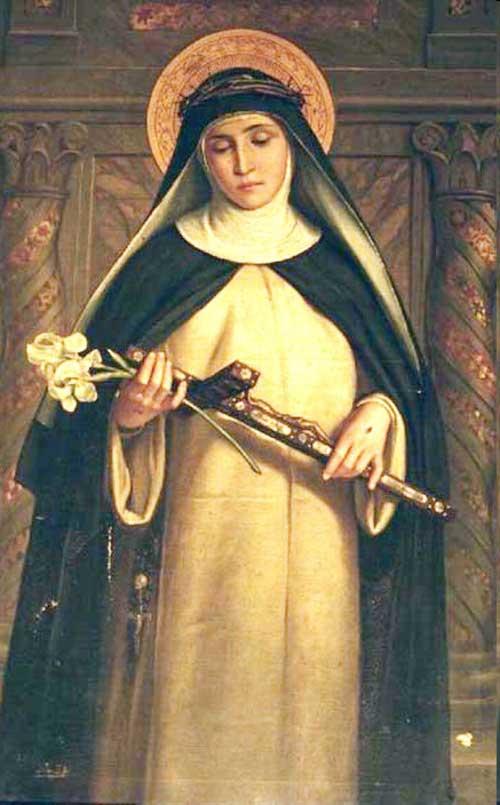 St. Catherine of Siena Novena - Mp3 audio and text 1