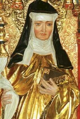 St. Hildegard of Bingen Matthew Bunson Doctor of Church Podcast