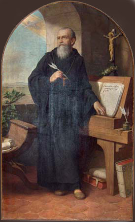 St. Benedict Novena Day 1