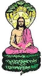 Kundalini Meditating Buddha Christ