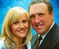 RodneyHoward-Browne And Wife