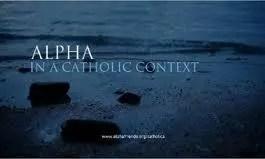 AlphaCourse-Catholic
