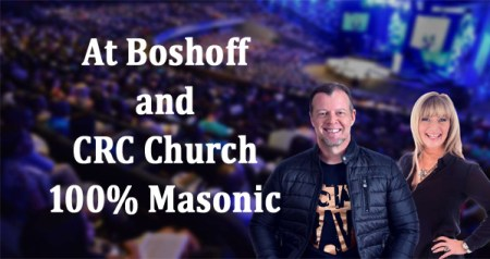 At Boshoff and CRC church – Masonic